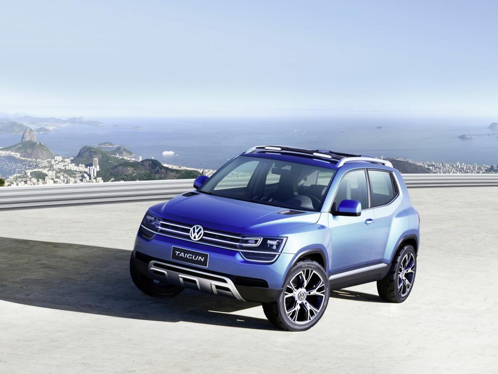 汽车品牌大众泰贡2014年