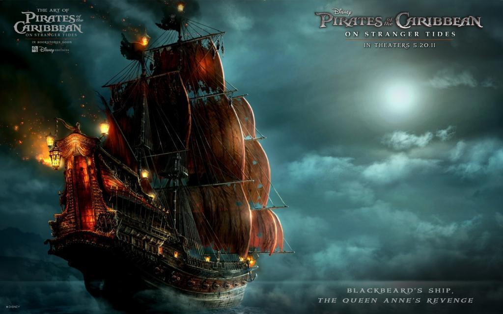 帆船从电影