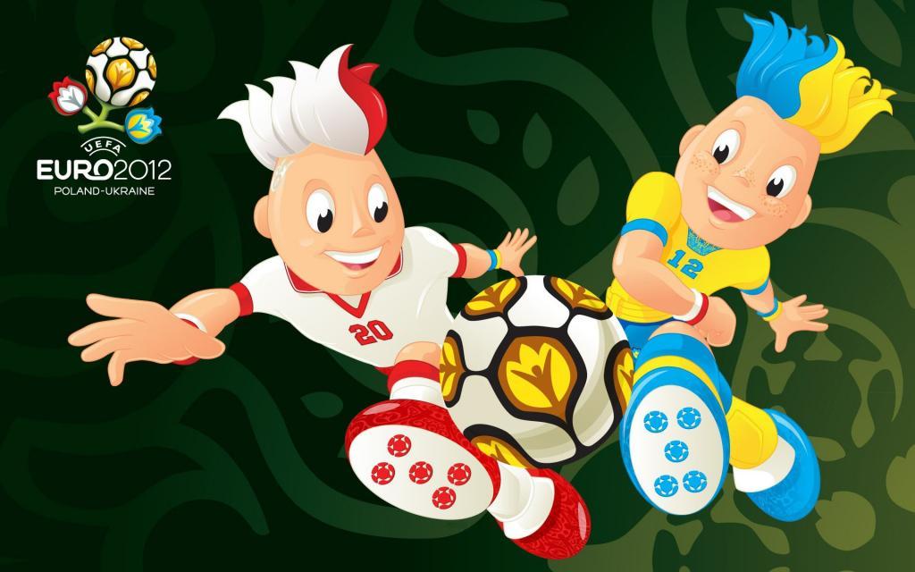 足球2012年欧元图片