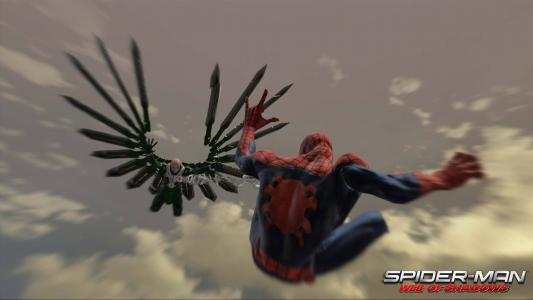 蜘蛛侠之战