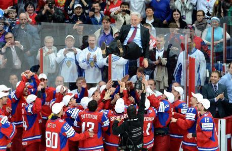 俄罗斯冠军