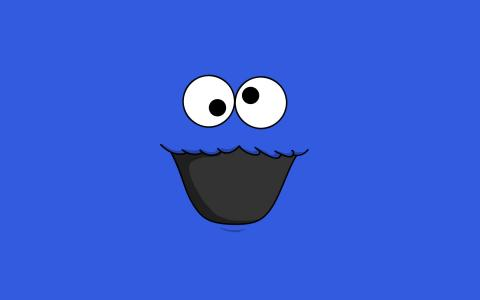 蓝色街头怪物