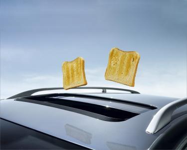 汽车烤面包机