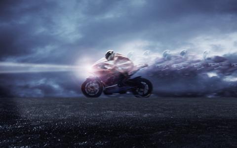 摩托车速度