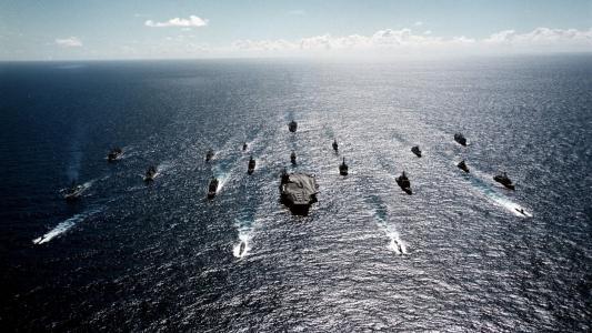 一个战舰中队