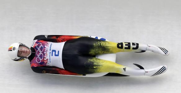 TatyanaHüfner是德国雪橇