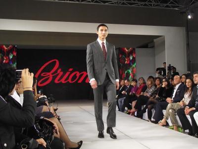 时装秀Brioni
