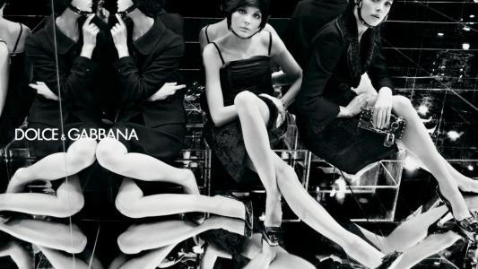 Dolce Gabbana真正富有的人的衣服