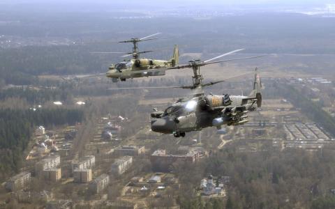 直升机52