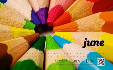 彩色铅笔2011年6月