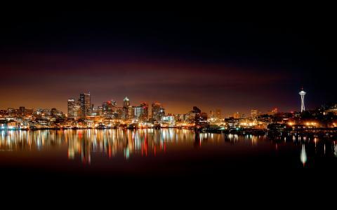西雅图市在美国