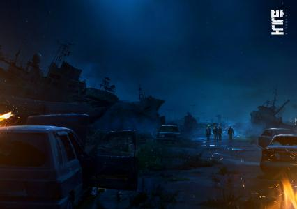 2020年最新丧尸电影《釜山行2:半岛》