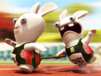 野兔跑步者