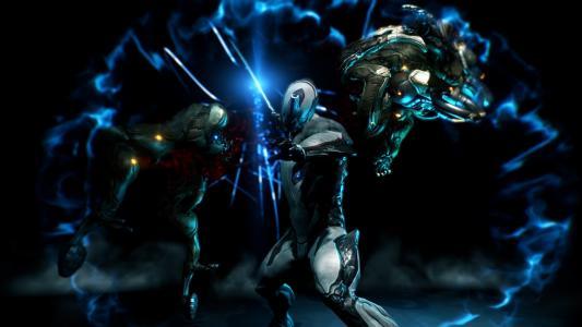 游戏Warframe的战斗