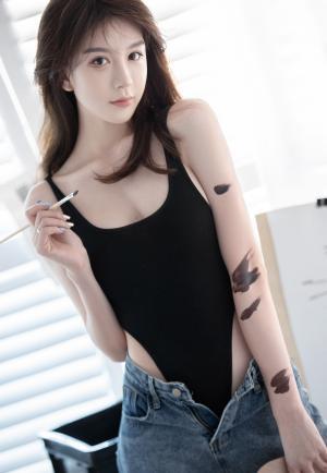 酷酷女孩韩系写真