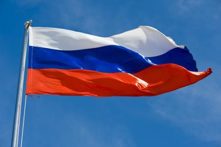 俄罗斯联邦的旗帜