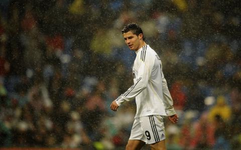 足球运动员罗纳尔多