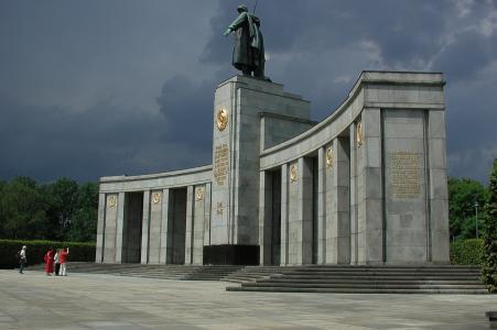 在柏林的纪念馆