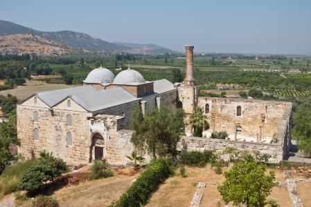 教会在土耳其以弗所