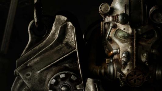 辐射4角色的强大装甲