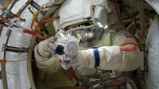 俄罗斯宇航员