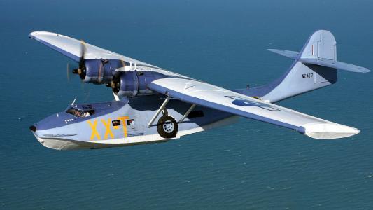 水飞机卡塔利娜