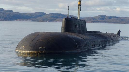 俄罗斯海军的潜艇