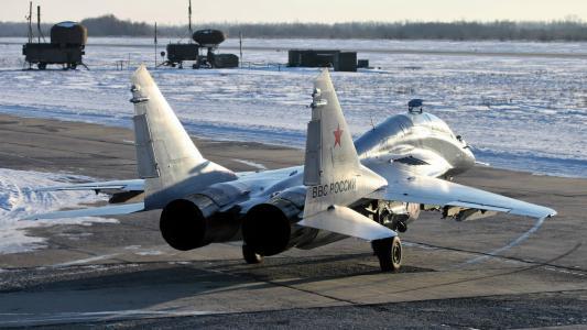 俄罗斯战斗机米格-29