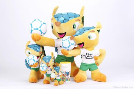 2014年巴西世界杯的符咒