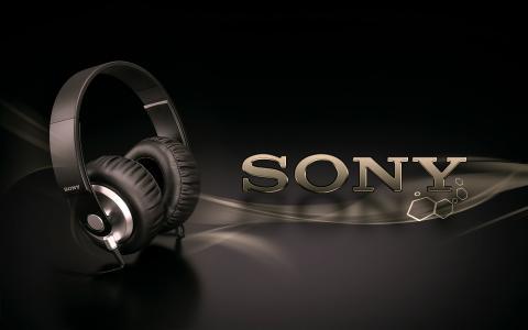 索尼的耳机