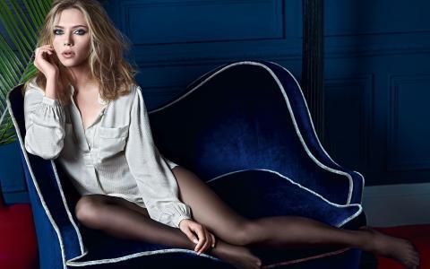 斯嘉丽·约翰逊(Scarlett Johansson)