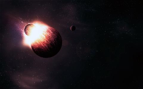 行星的冲突