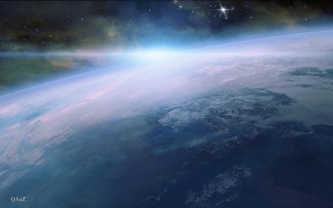 航天器足迹