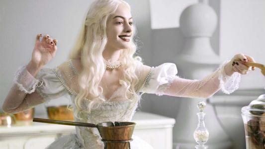 爱丽丝梦游仙境中的人物
