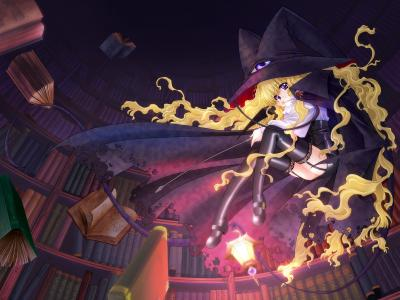 可爱的女巫