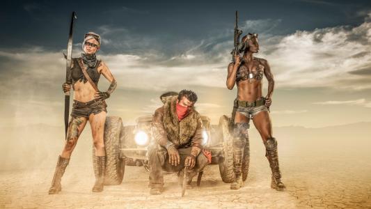 朋克乐队沙漠勇士