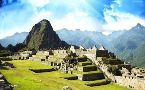 旅游地方在秘鲁