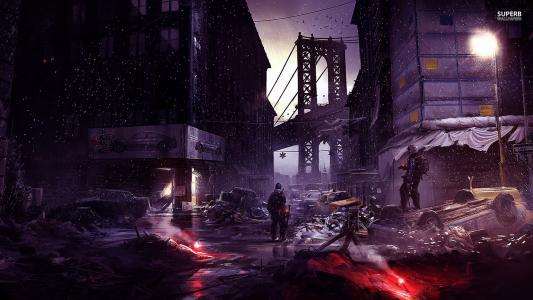 汤姆·克兰西的师:废墟之城