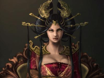 女王的肖像