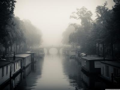 神秘的阿姆斯特丹