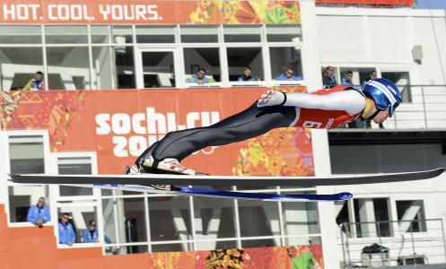 Thomas Diethart奥地利跳台滑雪
