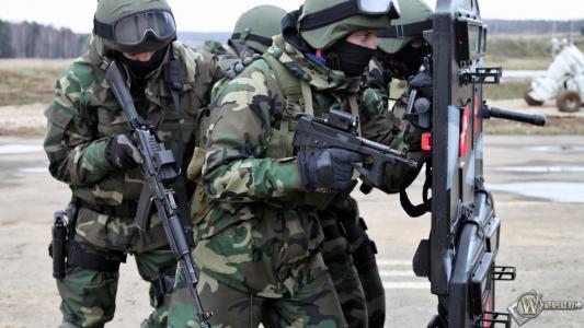 俄罗斯特种部队
