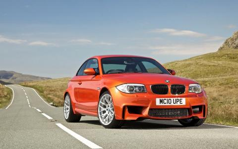 BMW-1系列M Coupe