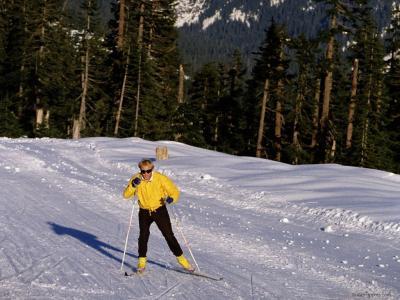 滑雪马拉松