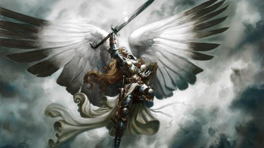 天使在装甲