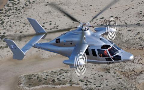 直升机欧洲直升机公司X3