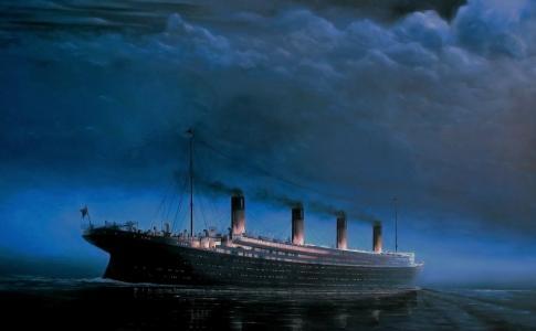 泰坦尼克号去西部