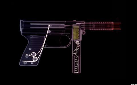 武器扫描仪