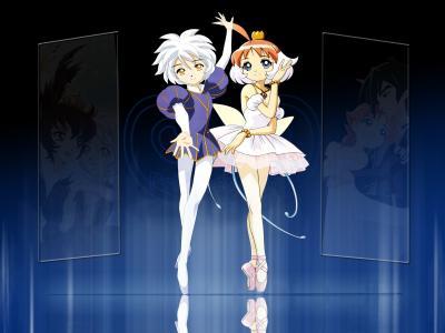 小芭蕾舞演员