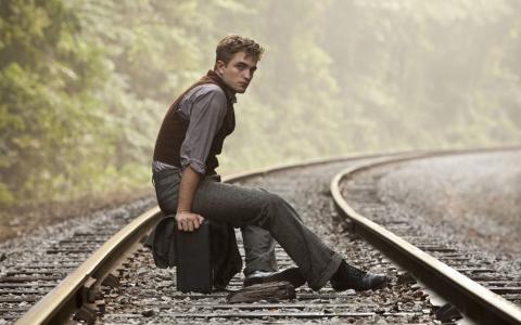演员罗伯特·帕丁森(Robert Pattinson)